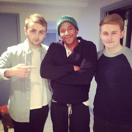 Disclosure Hit the Studio with Q-Tip, Perform with Mary J. Blige