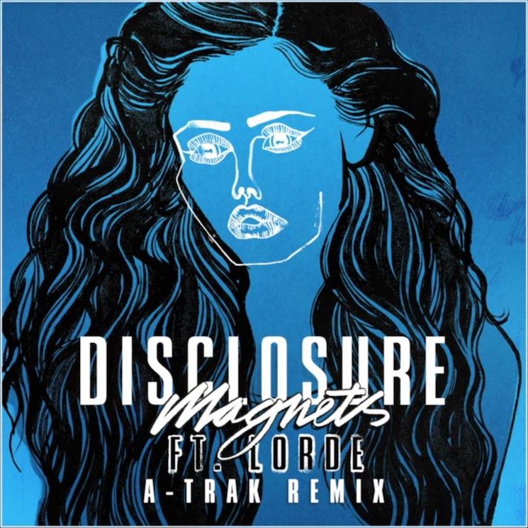 "Disclosure ""Magnets"" (ft. Lorde) (A-Trak remix)"