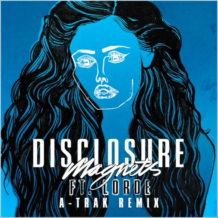 Disclosure 'Magnets' (ft. Lorde) (A-Trak remix)