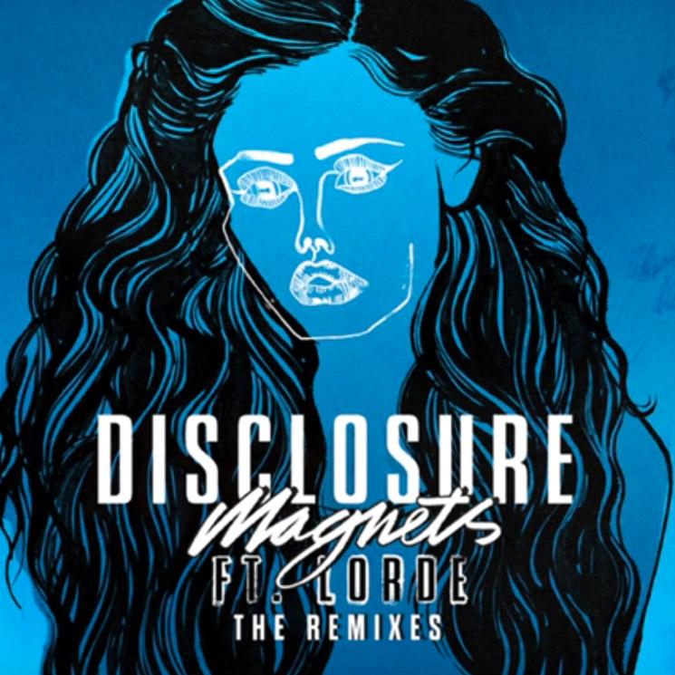 "Disclosure ""Magnets"" (ft. Lorde) (Jon Hopkins remix)"
