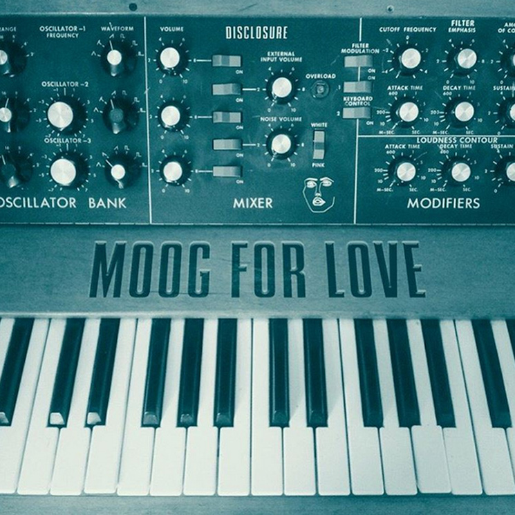 Disclosure Return with 'Moog for Love' EP