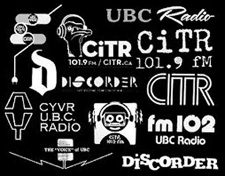 "Vancouver's CiTR Celebrates 75 Years with ""Diamond Radioversary Party"" featuring Cub's Lisa Marr, Carolyn Mark, Gang Signs, Channels 3x4"