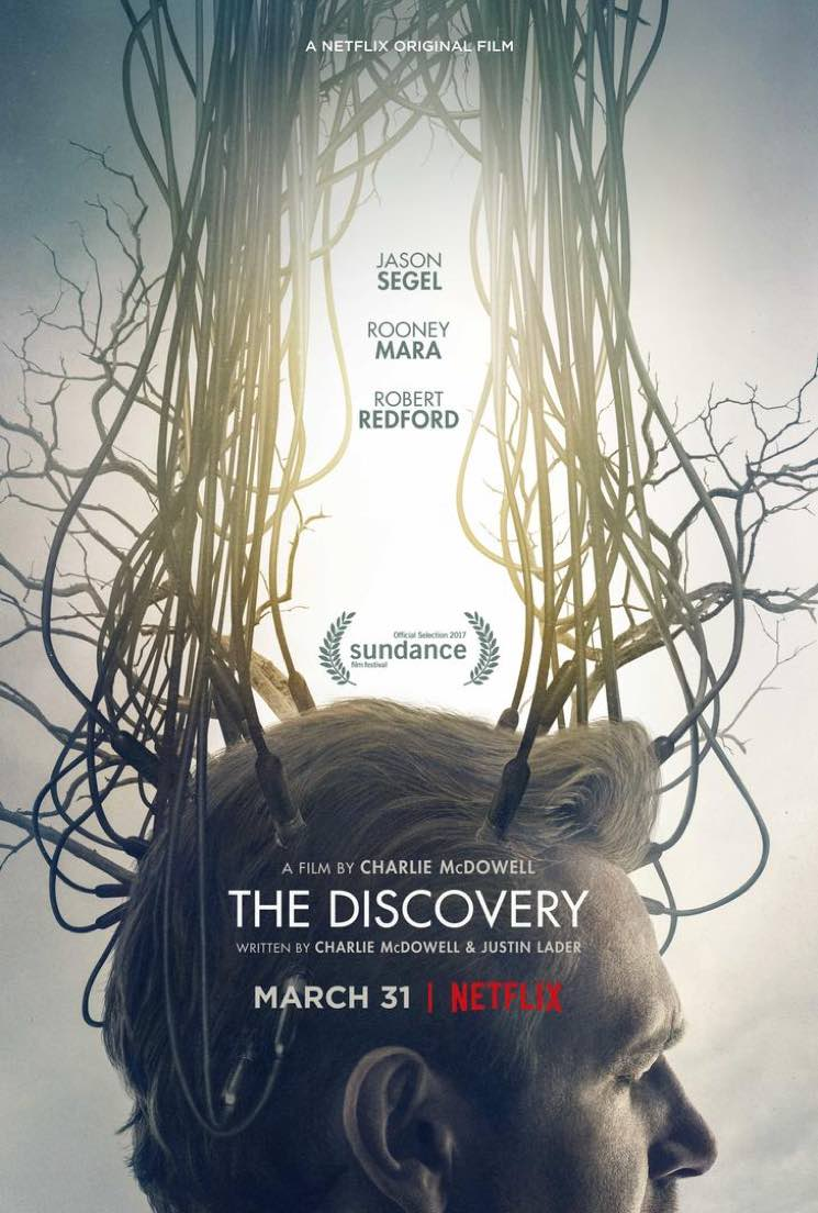 Here's Your First Look at Netflix Original Film 'The Discovery'