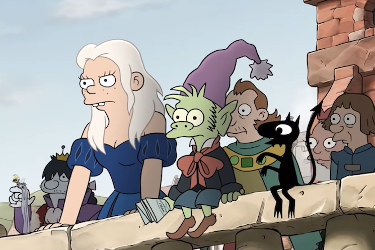 Watch the Trailer for 'Disenchantment' Season 3