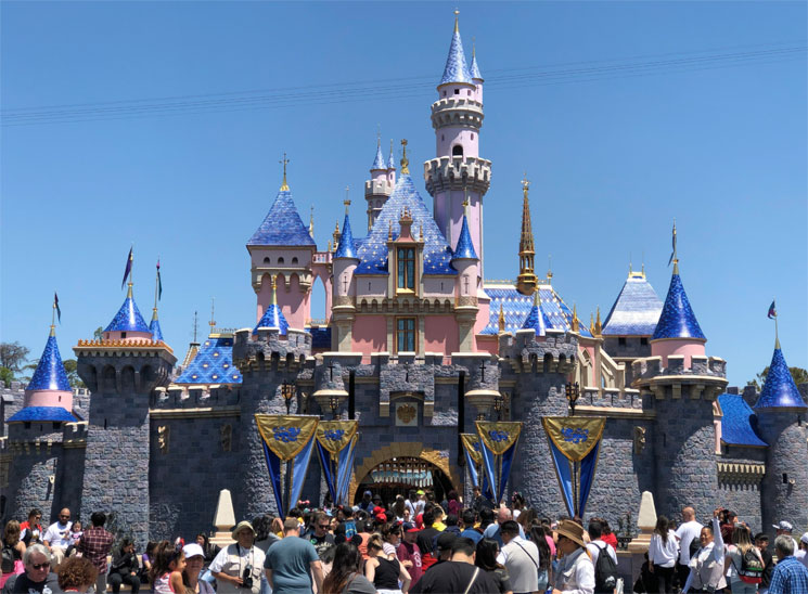 Disneyland Is Becoming a Huge COVID-19 Vaccination Site