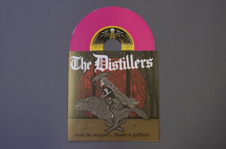 The Distillers Are Releasing a 7-inch on Third Man Records