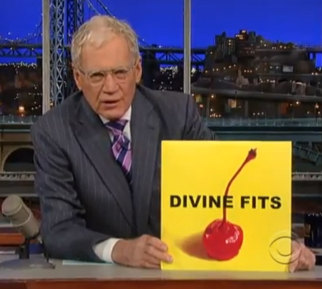 "Divine Fits ""Baby Get Worse"" (live on 'Letterman')"