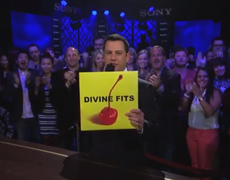"Divine Fits ""Like Ice Cream"" / ""You Got Lucky"" (Tom Petty cover)  (live on 'Kimmel')"