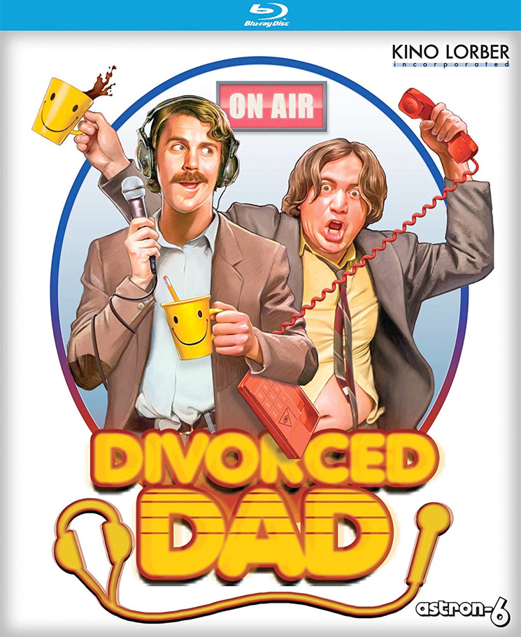 Astron-6's 'Divorced Dad' Web Series Is Coming to Blu-ray