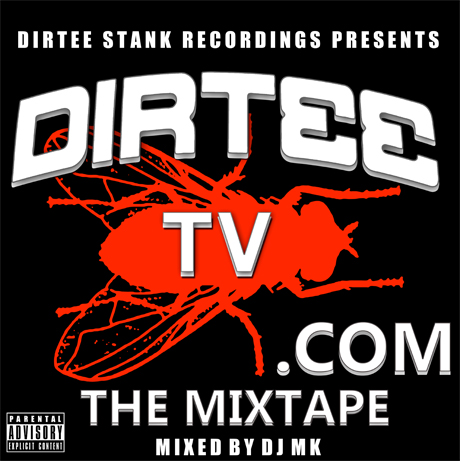 Dizzee Rascal 'Dirtee TV.com' mixtape