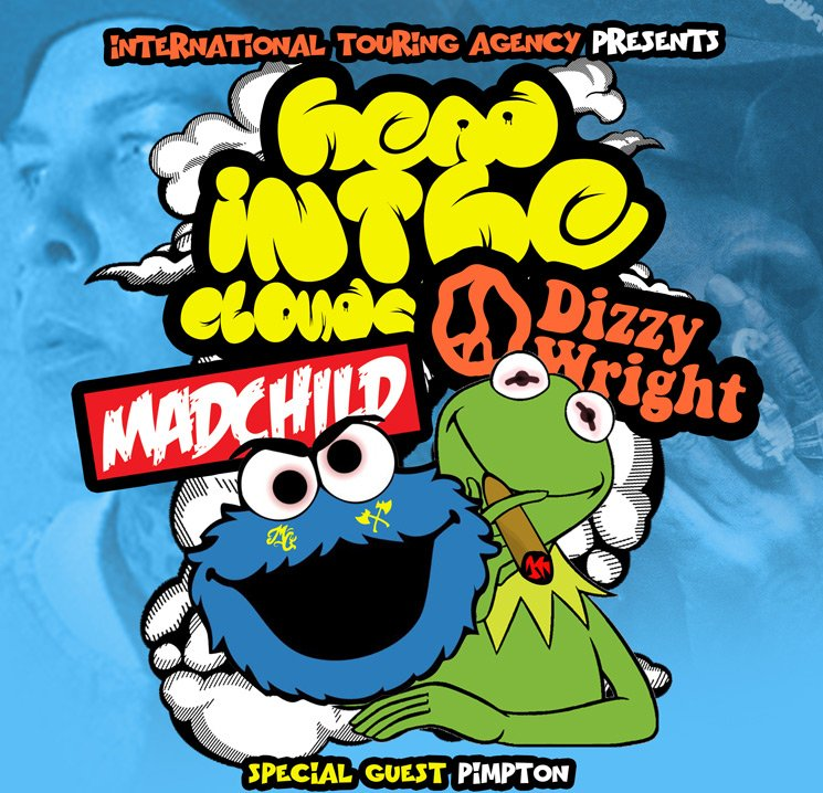 Dizzy Wright and Madchild Unveil Co-Headlining Canadian Tour