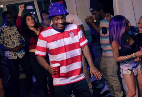 Dizzy Wright 'Reunite for the Night' (video)