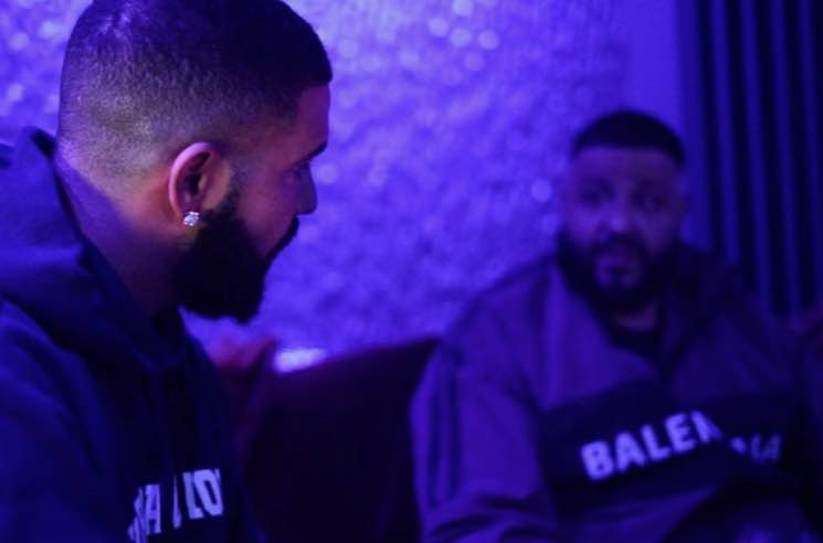DJ Khaled Teases New Drake Collaboration