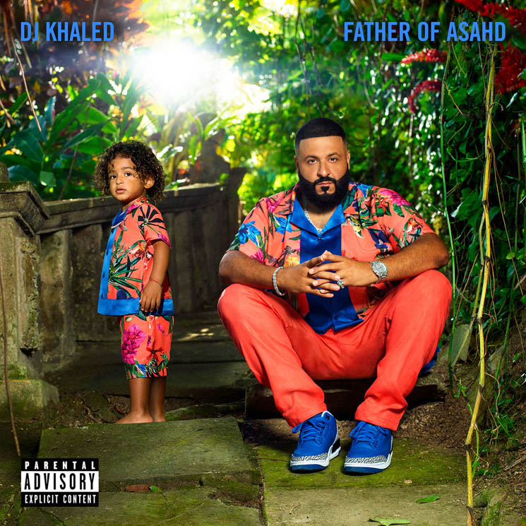 DJ Khaled Will Donate Proceeds from New Song 'Higher' to Nipsey Hussle's Kids