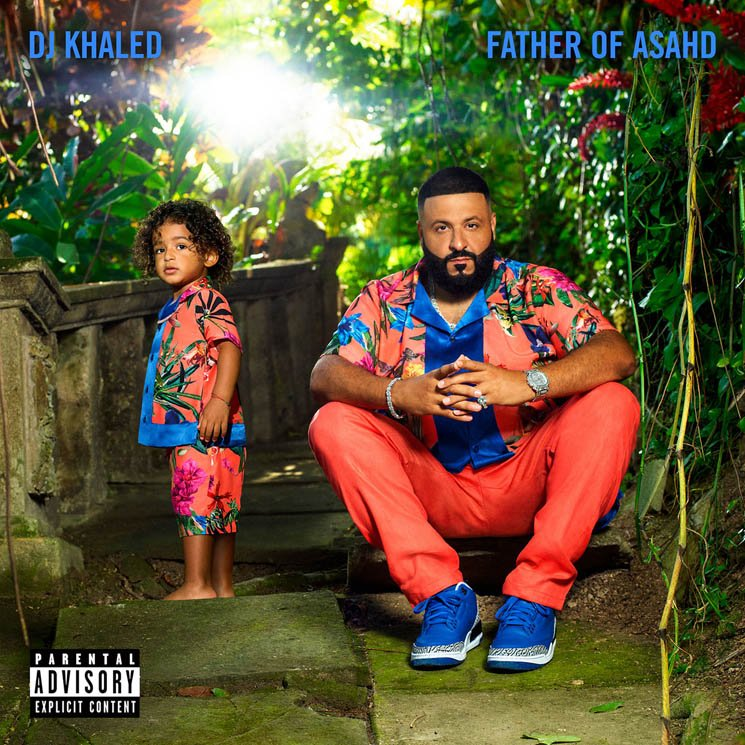 "DJ Khaled Will Donate Proceeds from New Song ""Higher"" to Nipsey Hussle's Kids"