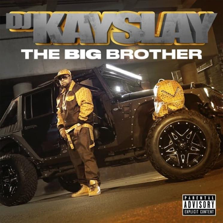 "DJ Kay Slay Gets Kendrick Lamar, Mac Miller, Kevin Gates and Rell for ""Cold Summer"""