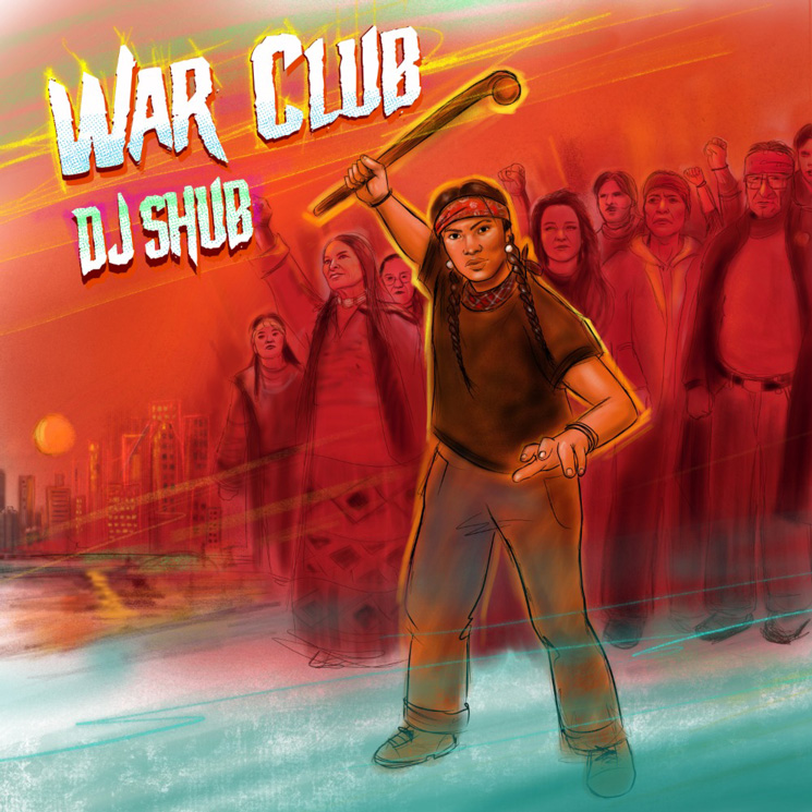 DJ Shub Details New Album 'War Club'