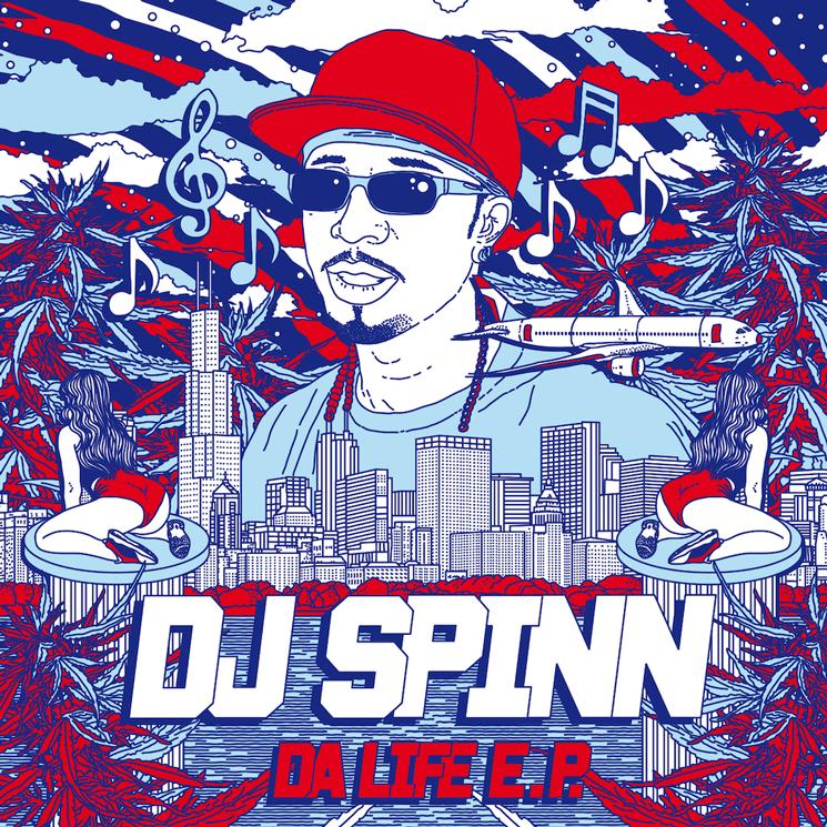 DJ Spinn Returns with 'Da Life' EP