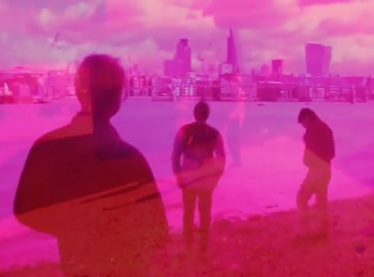 "Django Django ""Beginning to Fade"" (video)"
