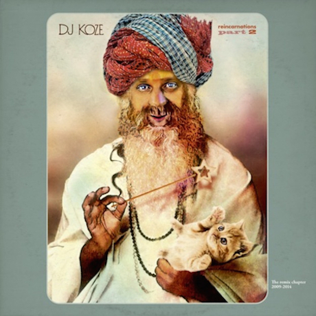DJ Koze Reincarnations Part 2
