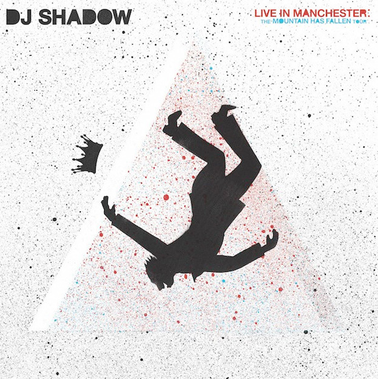 DJ Shadow Announces 'Live in Manchester' Album and Film