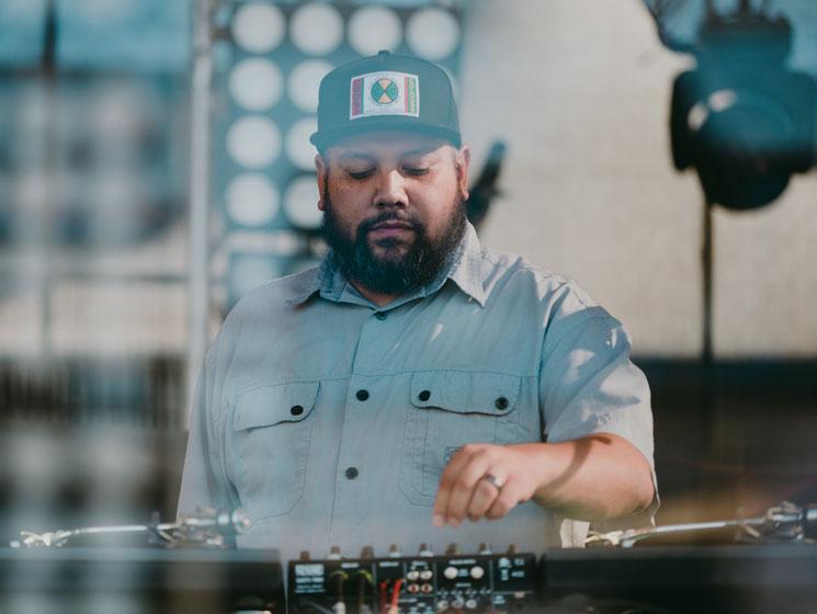 DJ Shub Phillips Backyard Weekender, Victoria BC, July 20