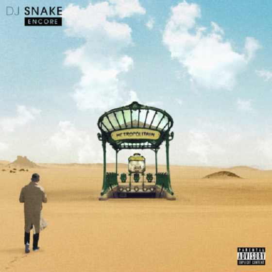 "DJ Snake ""The Half"" (ft. Swizz Beatz, Jeremih & Young Thug)"