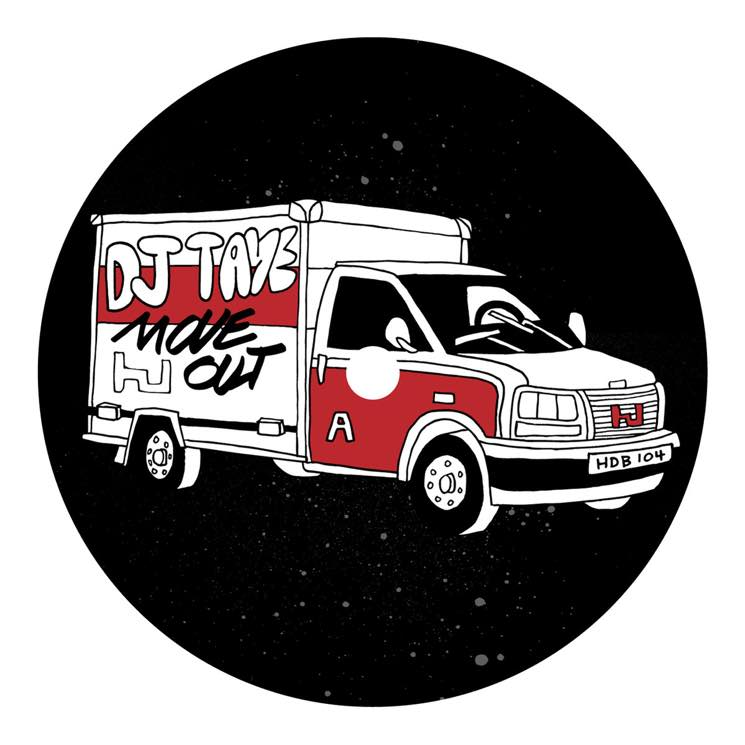 DJ Taye Move Out EP