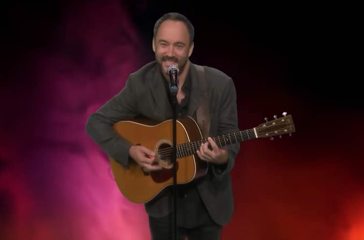 Dave Matthews Covered Cardi B, Migos and Lil Pump Because Nothing Is Sacred Anymore