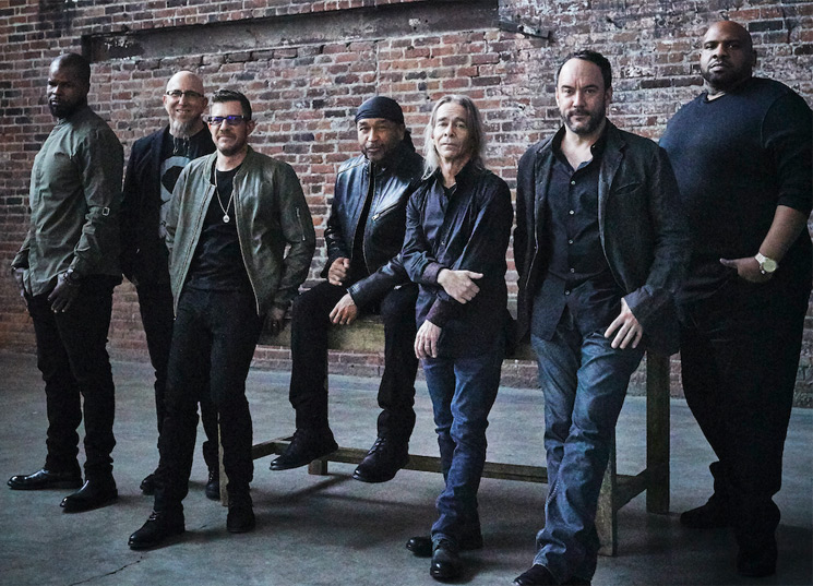 Dave Matthews Band Map Out 2019 North American Tour