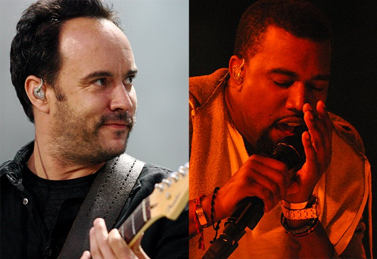 Dave Matthews Band Outsold Kanye West and Kid Cudi