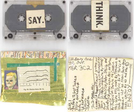 "Do Make Say Think ""Crystal"" / ""Easing"" (unreleased demos)"
