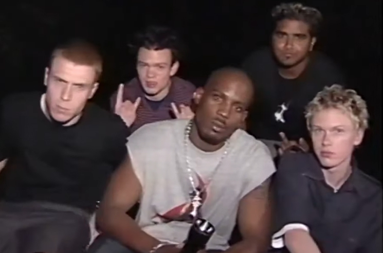 Watch Sum 41 Meet DMX at Their 'Makes No Difference' Video Shoot