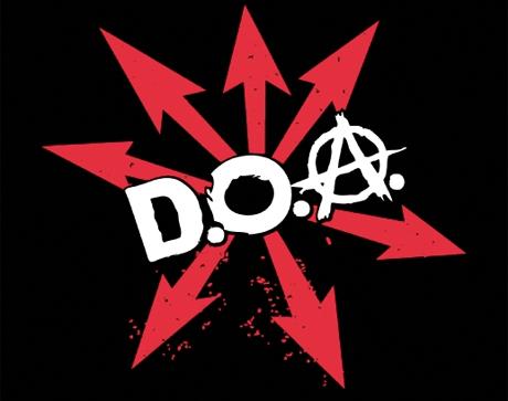 D.O.A. Heading Across Canada