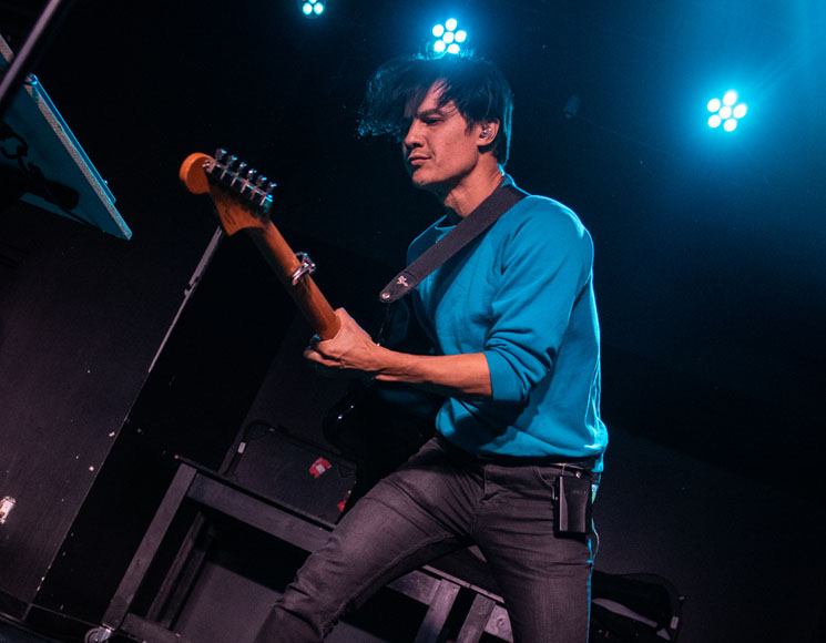 The Dodos / Palehound The 27 Club, Ottawa ON, November 5