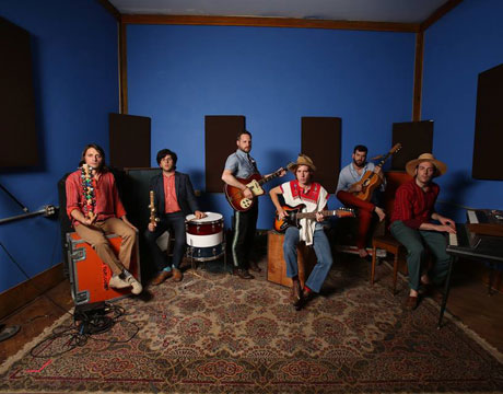 Dr. Dog Announce First-Ever Live Album