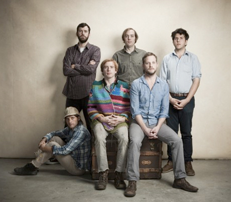 Dr. Dog Set Off on North American Tour, Hit Up Toronto