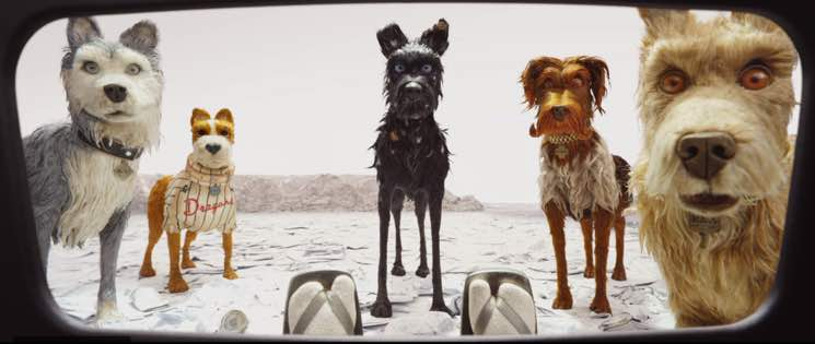 Wes Anderson's 'Isle of Dogs' Gets First Trailer