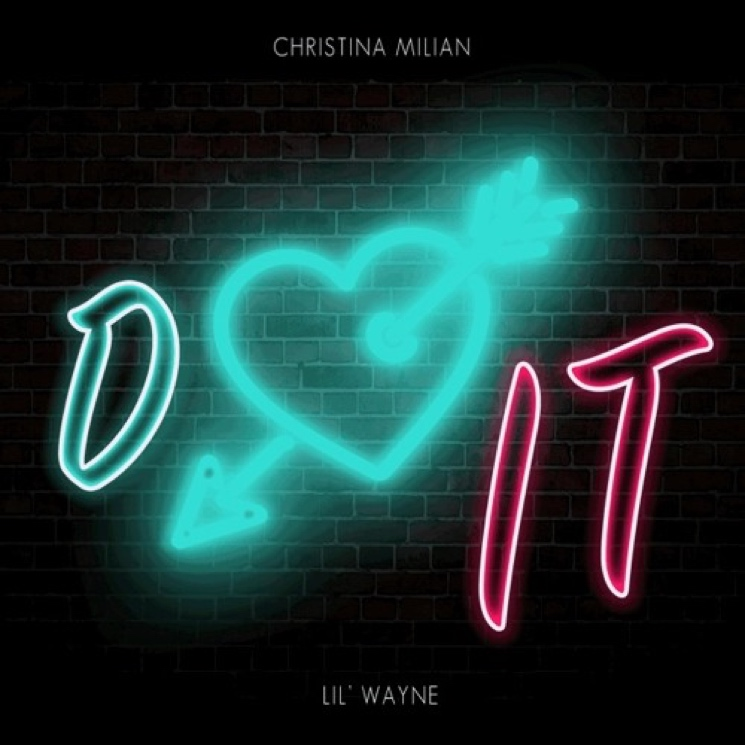 "Christina Milian ""Do It"" (ft. Lil Wayne)"