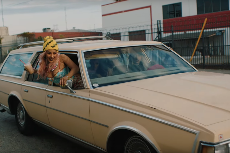 "Doja Cat Goes Full FTP in New ""Bottom Bitch"" Video"
