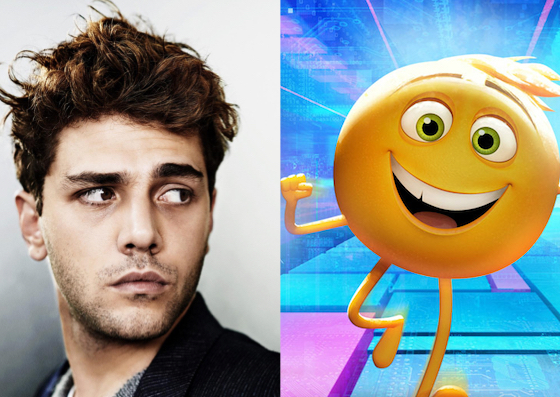 WTF: Xavier Dolan Stars in the Quebec Dub of 'The Emoji Movie'