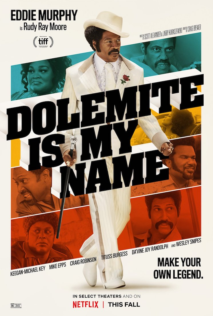 Watch the Trailer for 'Dolemite Is My Name' Starring Eddie Murphy