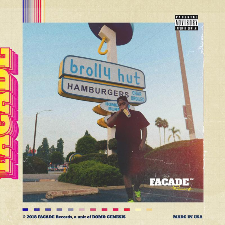 Domo Genesis Announces 'Facade Records' EP