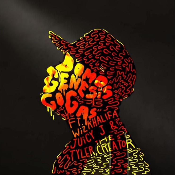 "Domo Genesis ""Go (Gas)"" (ft. Wiz Khalifa, Juicy J & Tyler, the Creator)"