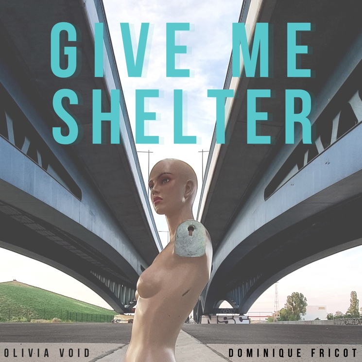 Dominique Fricot and Olivia Void Show a Mannequin Around Berlin in 'Give Me Shelter'