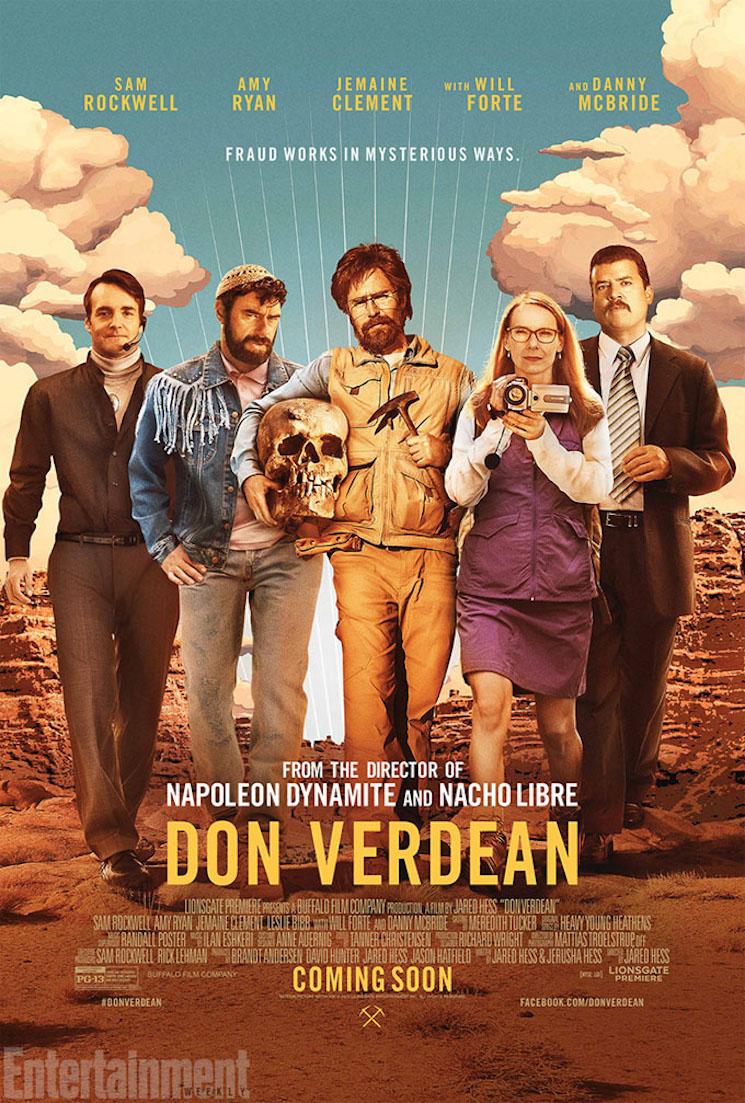Don Verdean Trailer
