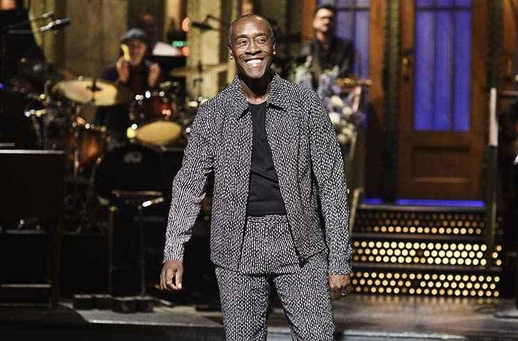 Saturday Night Live: Don Cheadle & Gary Clark Jr. February 16, 2019