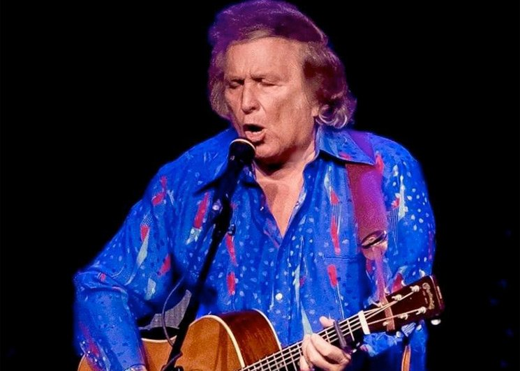 Don McLean Receives Lifetime Achievement Award and Quickly Has It Taken Away over Domestic Abuse Charges