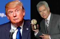 Donald Trump Wants an Alex Trebek Statue in a 'Garden of American Heroes'