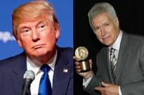 Donald Trump Wants an Alex Trebek Statue in a 'Garden of American Heroes'